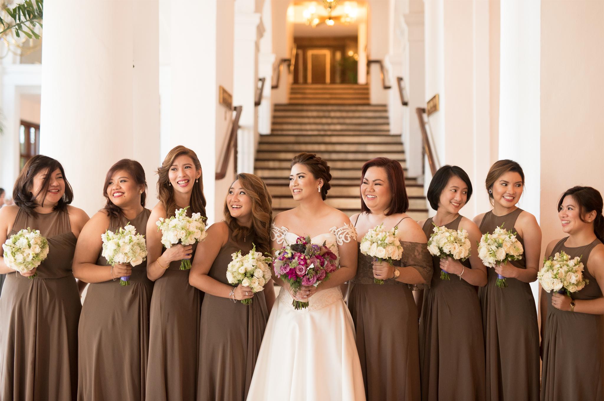 Presenting Filipino Girls manila hotel san sebastian philippine wedding photographer 16