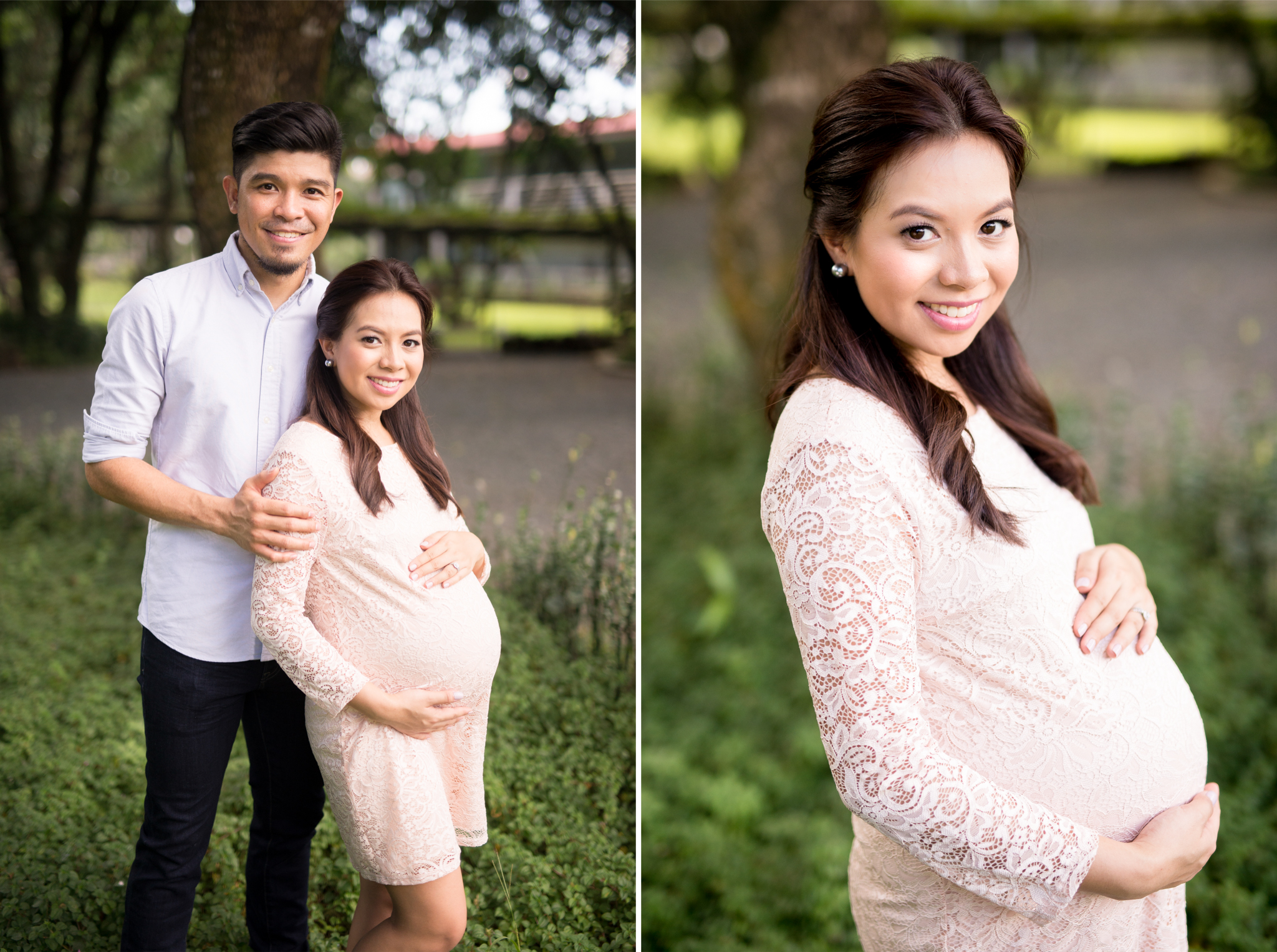 Outdoor Maternity Shoot 1