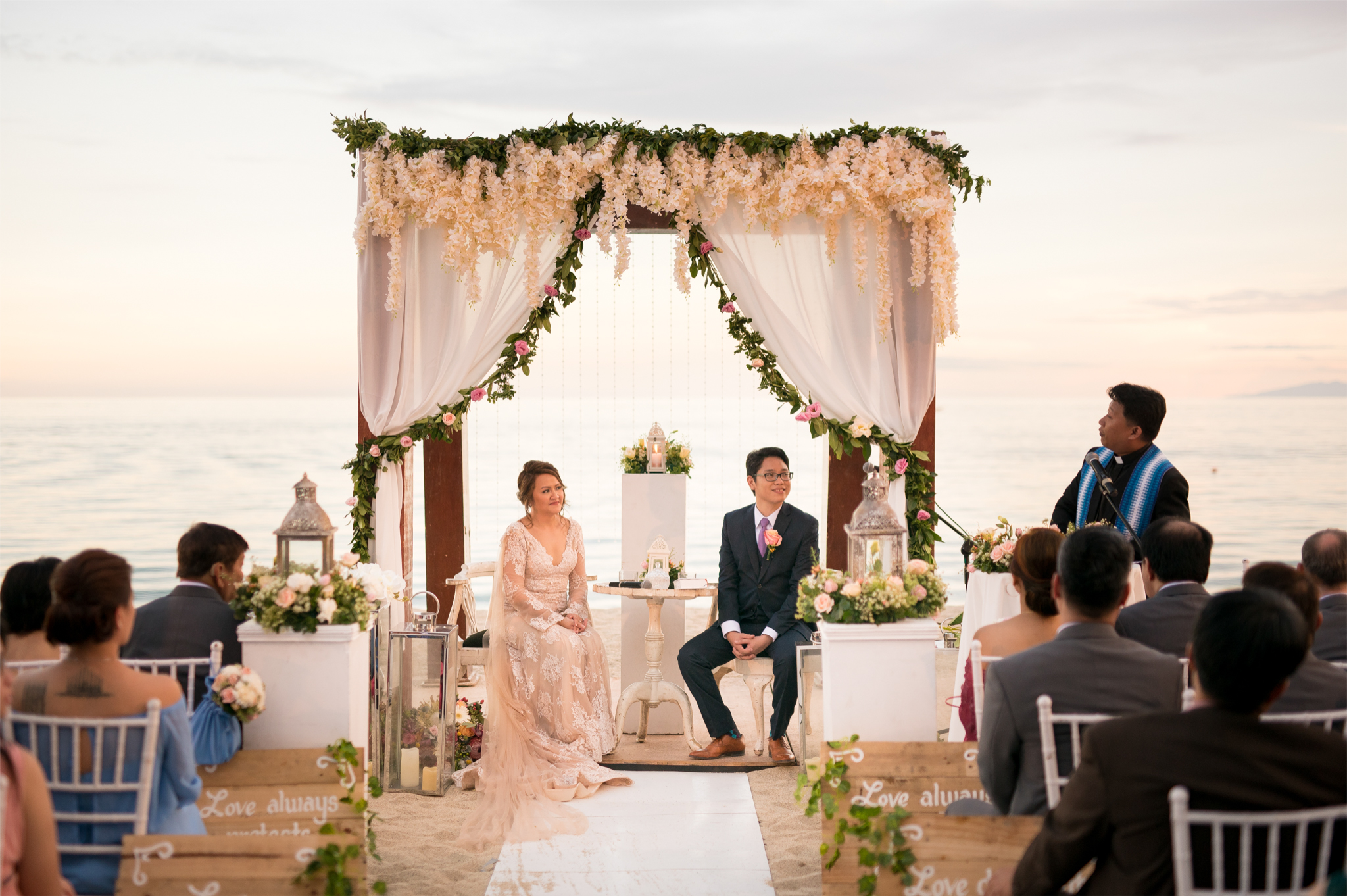 Beach Wedding Philippines 13