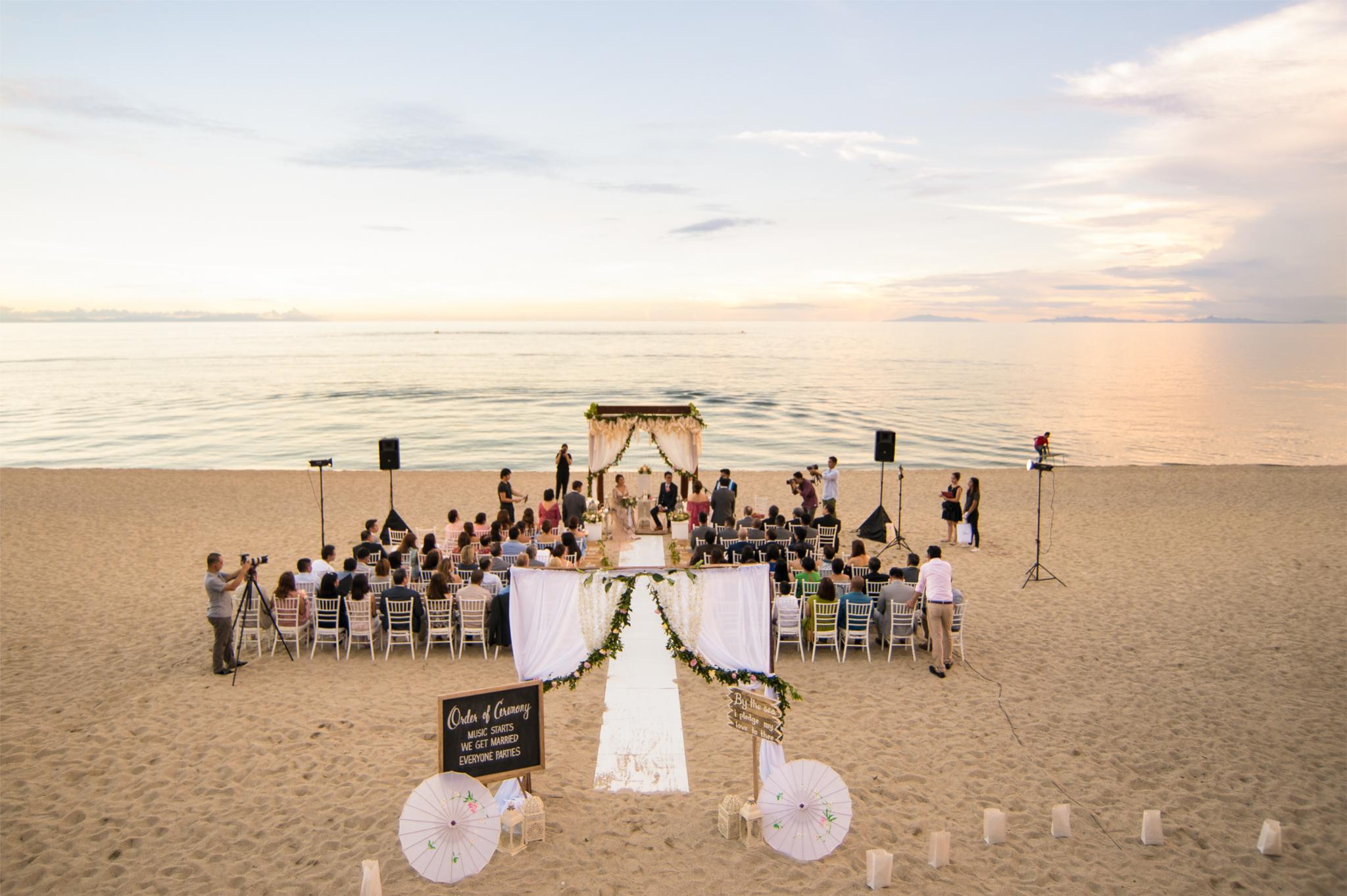 Beach Wedding Philippines 34